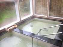 【温泉】緑を眺めながら健康温泉でゆったり