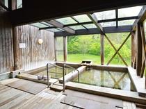 【温泉】健康づくりに優れた療養温泉です