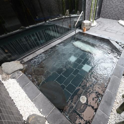 露天風呂(男性浴場のみ)