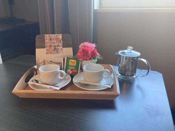 女子会D-紅茶と銘菓付きプラン-