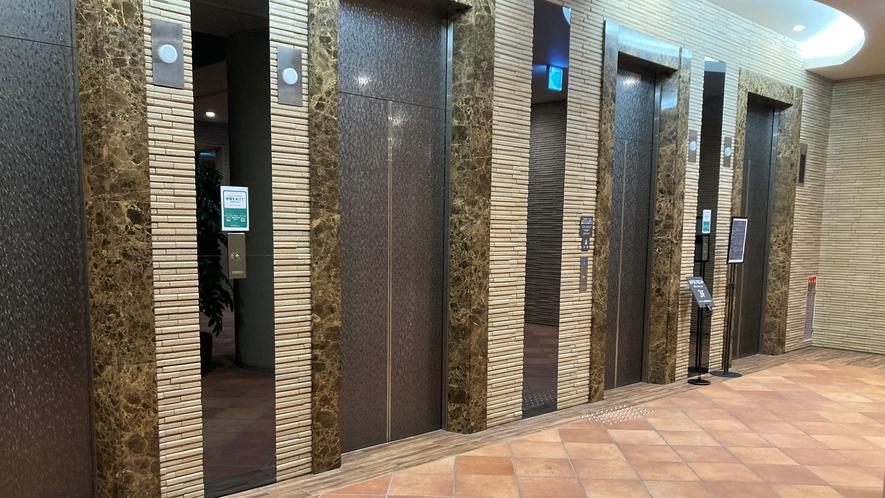 【1階エレベーター前】