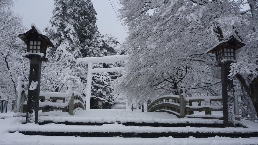 <冬>【有栖川宮家と猪苗代冬景色】冬の上質な大人旅。装備は無料レンタル!手ぶらでOK♪