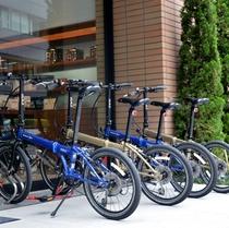 ◆米国DAHON(ダホン)レンタサイクル※宿泊者限定◆