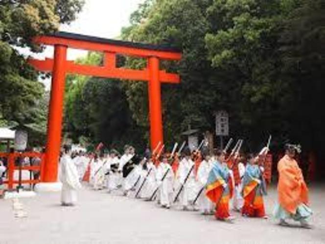 下賀茂神社 御蔭祭