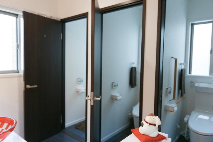 トイレ(共同)