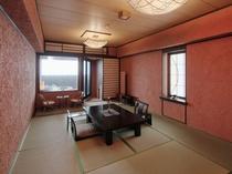 露天風呂(樽型)付きオーシャンフロント和モダン客室