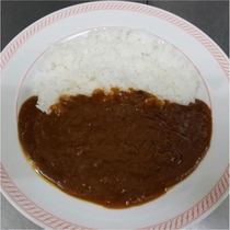 夕食 一例 カレーライス