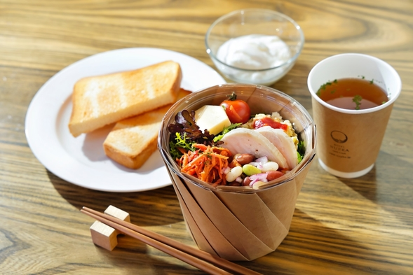 【新館Hanare】朝食付きプラン