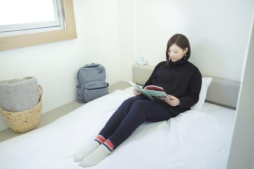 禁煙コンパクトシングル(個室)