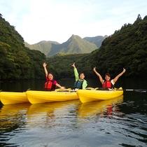 【アクティビティ】安房川でカヌ-を楽しみませんか!
