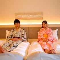 カップル・ご夫婦での旅行にぴったり♪ふたりの距離がさらに縮まる時間を。
