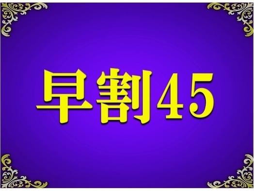 【早期割45】(素泊まり)45日前までの予約でお得♪ 〜京急川崎駅直結!羽田空港最速15分〜
