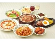 【サイゼリヤ】イタリア直輸入食材を使用した本格イタリアンを お手頃価格でご提供。