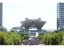 【東京ビッグサイト】JR川崎駅→大井町駅→国際展示場駅(30分)