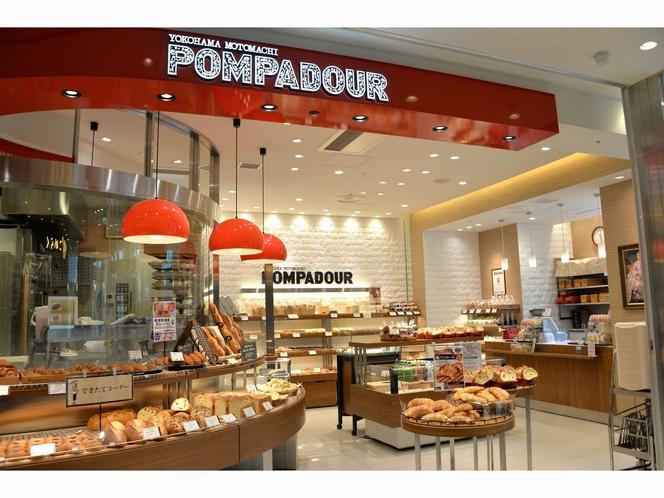 【ポンパドウル】Chawanの朝食券で、朝食の代わりにパンと交換もできます。(※800円分)