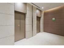【3F 客室エレベーターホール】
