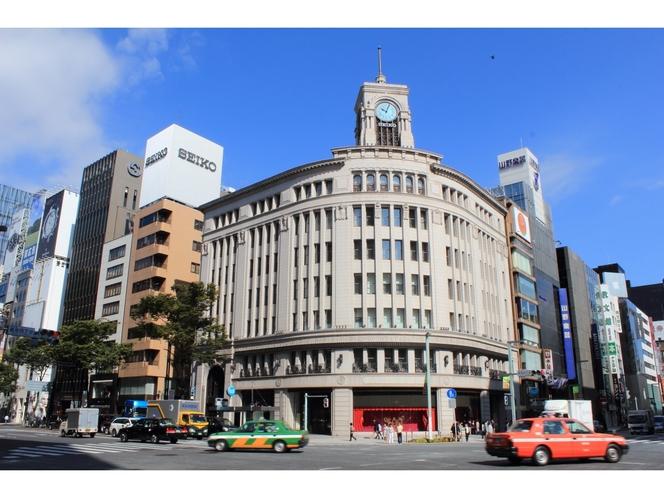 【銀座】京急川崎→東銀座(直通21分)→銀座(徒歩3分)