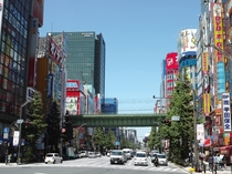 【秋葉原】JR川崎駅→秋葉原(直通30分)