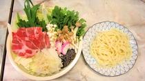 *【冬期限定のケータリング】ヘルシーポーク味噌鍋(一例)