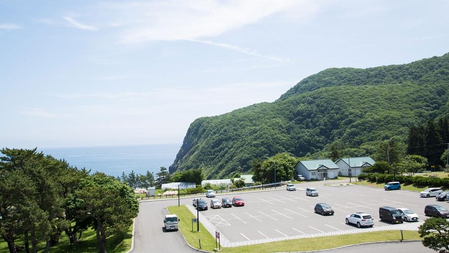 ホテル恵風駐車場