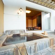 【露天風呂付・和室】