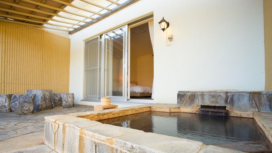 露天風呂付・和洋室