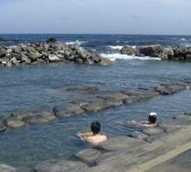水無海浜温泉-入浴