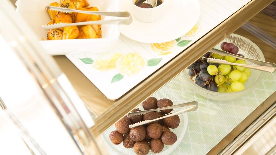 ≪朝食≫デザート