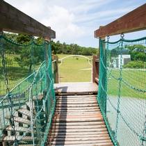 【恵山岬灯台公園】子供も嬉しい遊具がたくさん!