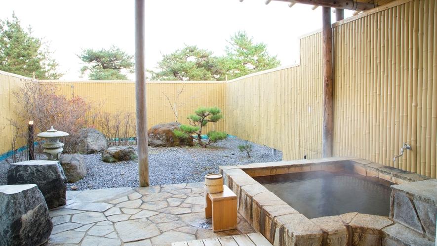 露天風呂付・和室