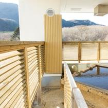 3階の展望露天風呂は宿泊者様専用です!