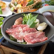 【1月・睦月(むつき)の膳】牛ロースすき焼き