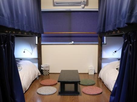 個室4ベッドルーム