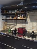 共用キッチン Shared Kitchen