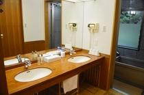 特別和室 洗面