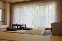広い特別和室