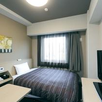 【シングルルーム】全室Wi-Fi・加湿空気清浄機完備。