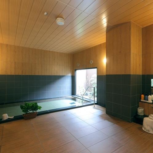【1F 女性用大浴場】 ラジウム人工温泉大浴場 ~旅人の湯~