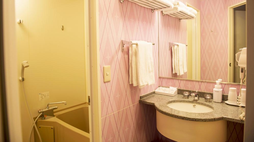 東京ディズニーセレブレーションホテル ウィッシュ バスルーム(イメージ)