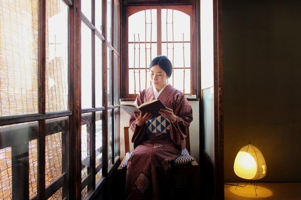 【素泊まり】京町家二間続きの広々和室ごゆるりと*ファミリー向け