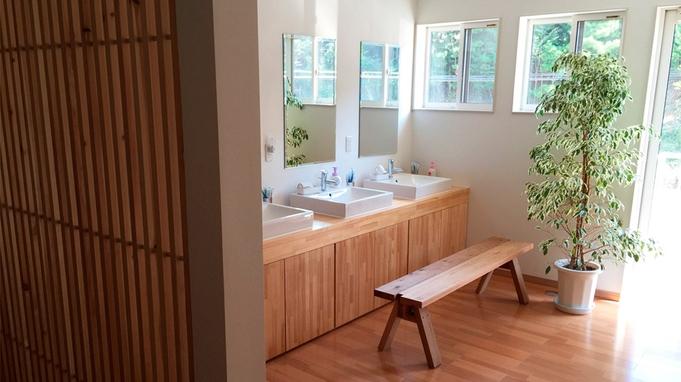 宿から眺める夕焼け空と檜風呂に癒される☆自慢の朝ごはんで一日の活力補給/朝食付