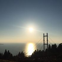 *周辺景色/コバルトラインは人気のドライブルート♪半島をぐるっと周って夕陽の絶景も堪能。