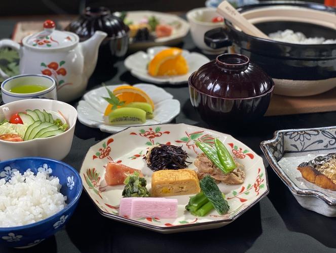 ●【朝食一例】