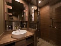 スタンダードルーム洗面&シャワーブース