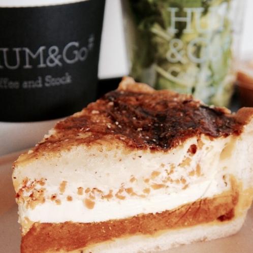 HUM&Go# 朝食キッシュセット
