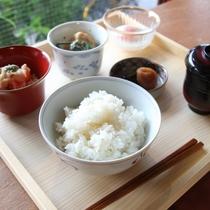おばんざい朝食 by a.k.a.