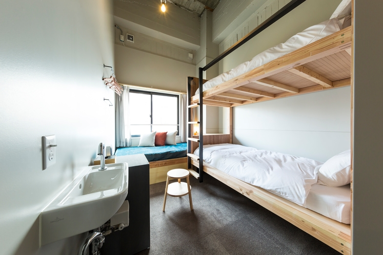PRIVATE BUNK BED