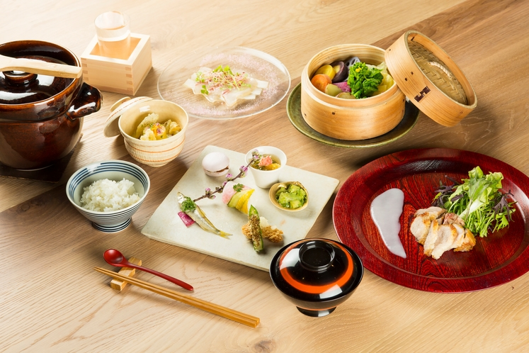 JAPANESE DINING by a.k.a.