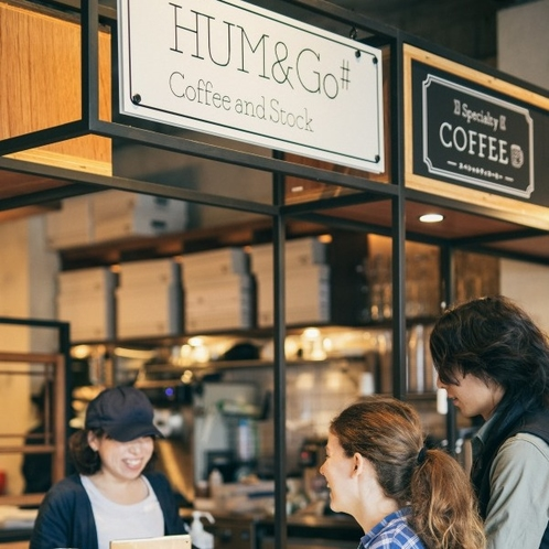 COFFEE STAND by HUM&Go#
