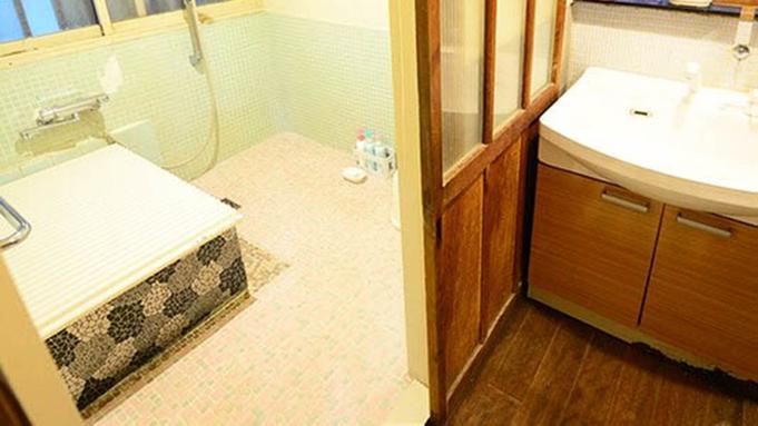 【個室宿泊】プライベート重視の方!和室にお布団を敷いてぐっすり♪畳のお部屋でのんびりお泊り
